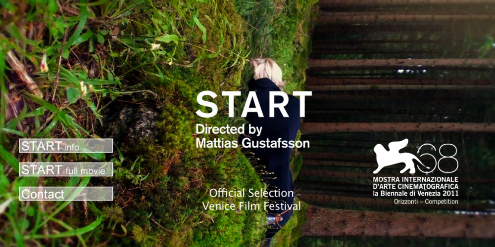 Directed by: Mattias Gustafsson. Jimmy Lagnefors: wrote the score for this visually experimental film.